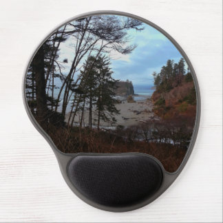 Ruby Beach Olympic National Park Gel Mouse Pad