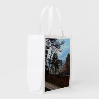 Ruby Beach Olympic National Park Grocery Bag