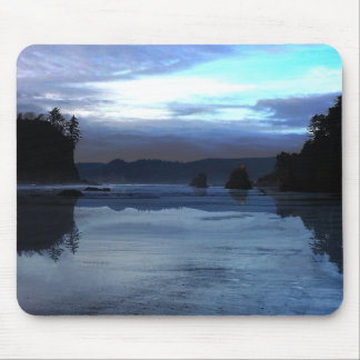 Ruby Beach Olympic National Park Mouse Pad