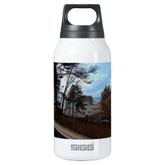 Ruby Beach Olympic National Park Thermos Bottle
