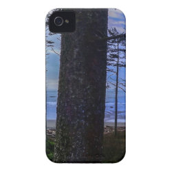 Ruby Beach sea shore Case-Mate iPhone 4 Case