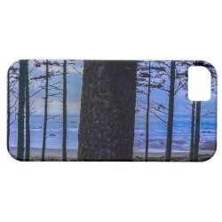 Ruby Beach sea shore iPhone SE/5/5s Case