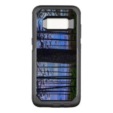 Beach Themed Ruby Beach sea shore OtterBox Commuter Samsung Galaxy S8 Case