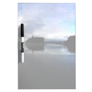 Ruby Beach Sunset Olympic National Park Dry Erase Board