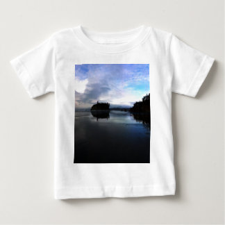 Ruby Beach Sunset Olympic National Park Infant T-shirt