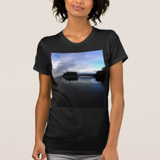 Ruby Beach Sunset Olympic National Park T Shirt