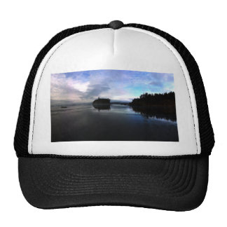 Ruby Beach Sunset Olympic National Park Trucker Hat