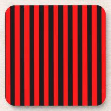 Ruby Black Coaster