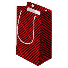 Ruby Black Small Gift Bag