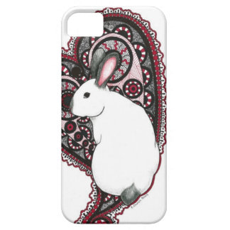 Ruby bunny cell phone cover