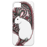 Ruby bunny cell phone cover iPhone 5 cover