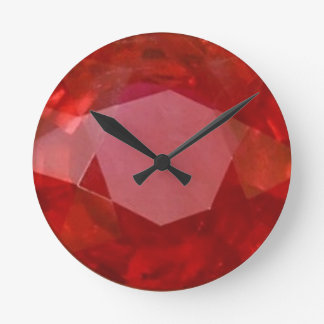 Ruby Clock