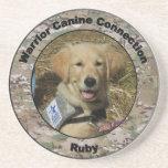 Ruby Coaster