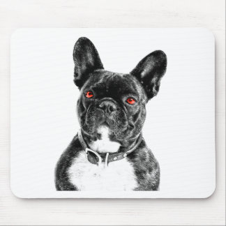 Ruby Eye'd Bulldog Mouse Pad
