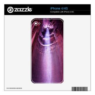 Ruby Falls iPhone 4S Skin