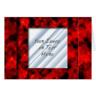 Ruby Frame Card