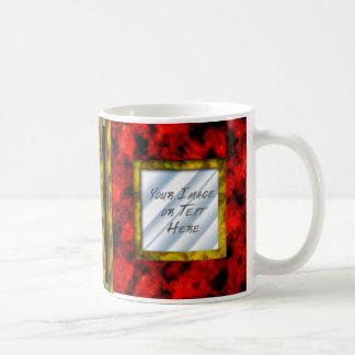 Ruby Frame Coffee Mug