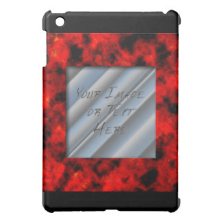 Ruby Frame iPad Mini Covers