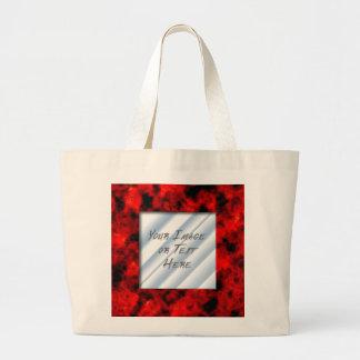 Ruby Frame Large Tote Bag