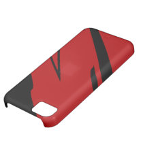 Ruby Garnet and Ebony iPhone 5 Case