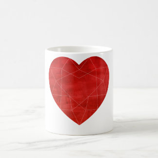 Ruby Gemstone Mug