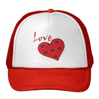 Ruby Trucker Hat