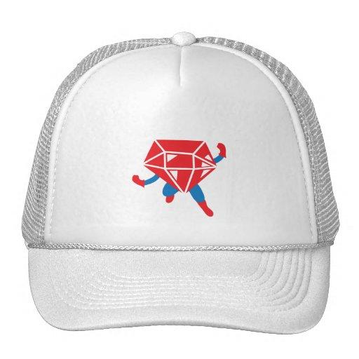 Ruby Hero Trucker Hat