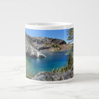 Ruby Lake - John Muir Trail - Sierra Nevada Extra Large Mugs