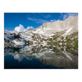 Ruby Lake Reflections... Postcard
