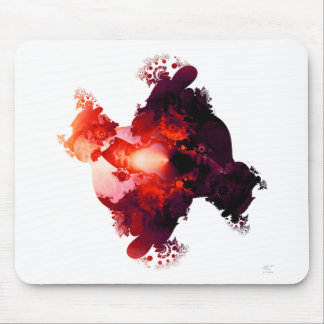Ruby Mouse Pad