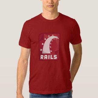 Ruby on Rails T-shirt (Ruby)