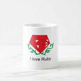 Ruby Power Coffee Mug