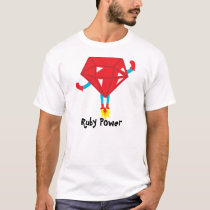 Ruby power T-Shirt