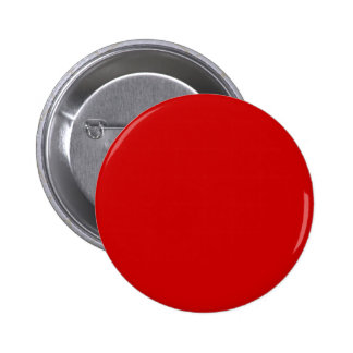 Ruby Red Pinback Button