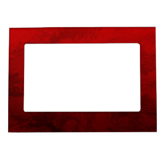 Ruby Red Design Magnetic Picture Frame