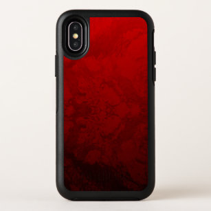 info for 6648a 58b42 Ruby Red Design OtterBox Symmetry iPhone X Case