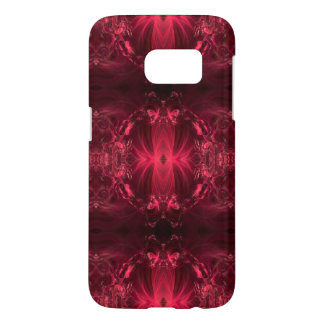 Ruby Red Ribbons Samsung Galaxy S7 Case