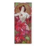Ruby Red Rose Goddess Print