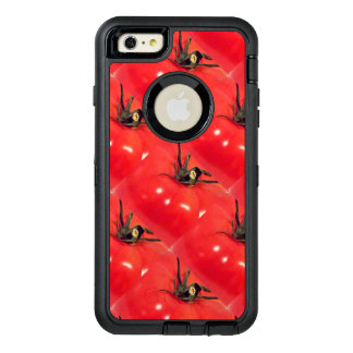 Ruby Red Tomato 4Eli OtterBox Defender iPhone Case