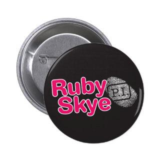 Ruby Skye P.I. Buttons (Black)