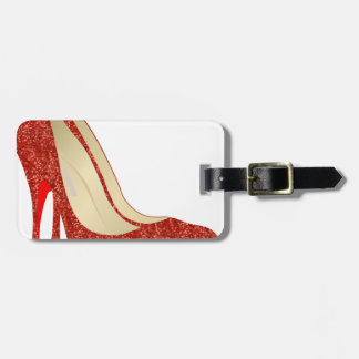 ruby slippers bag tag