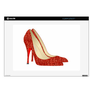 "ruby slippers skins for 15"" laptops"
