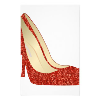 ruby slippers stationery