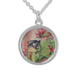 Ruby-spotted Swallowtail Fine Art Custom Jewelry