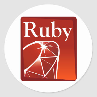 Ruby Stickers
