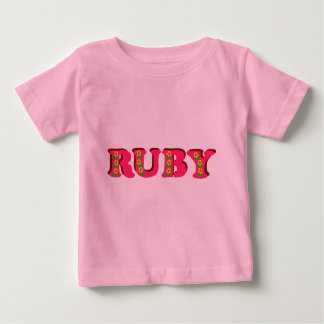 Ruby T Shirt
