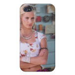 Ruby The Tribe iPhone 4/4S Cases