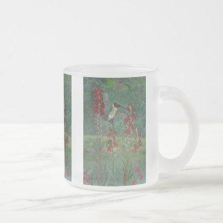 Ruby-throat and Cardinal Flower Mug