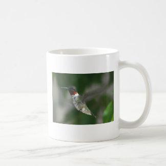 Ruby Throat Hummingbird Coffee Mugs