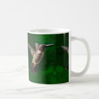 Ruby Throat Hummingbird Mugs